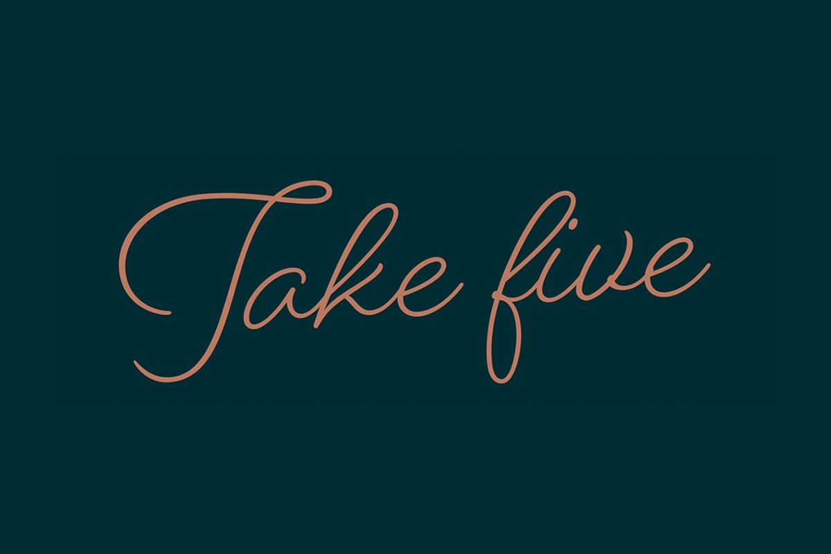 Take Five - Meeting & Event Offers Rugby - Northampton M1 J18